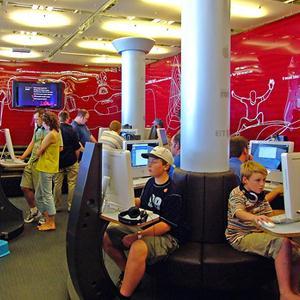 Интернет-кафе Шали