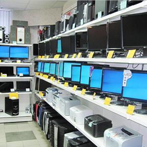 Компьютерные магазины Шали