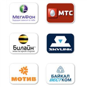 Операторы сотовой связи Шали
