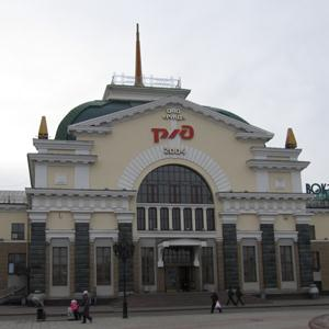 Железнодорожные вокзалы Шали